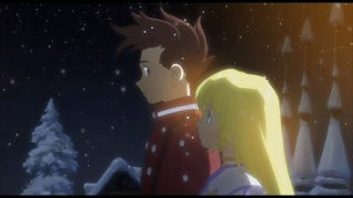 Illustration for article titled Tales of Symphonia is Coming to the PS3
