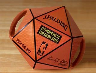 Illustration for article titled David Stern Defends New NBA Basketball Design