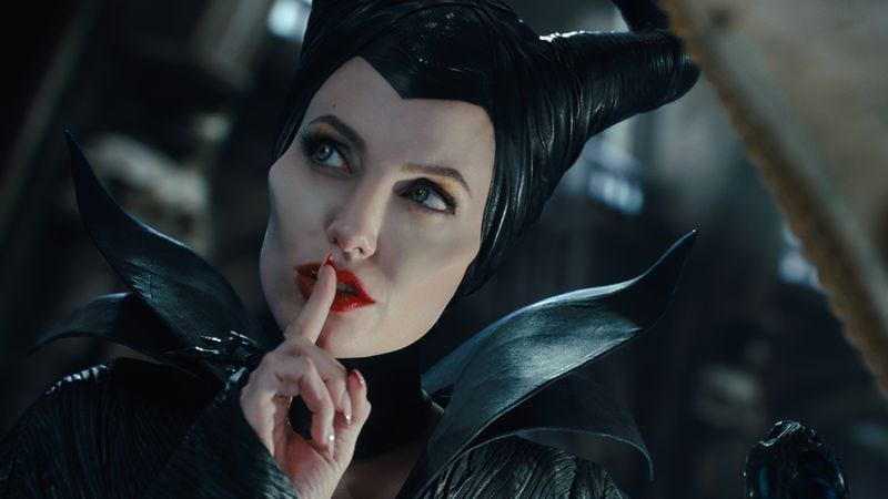 Illustration for article titled Maleficent only half commits to subverting Disney fairy-tale convention