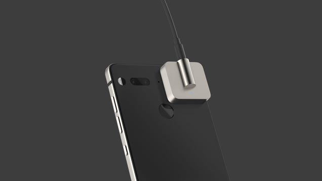 Essential Lurches Back From the Grave to Offer Up $150 Headphone Dongle