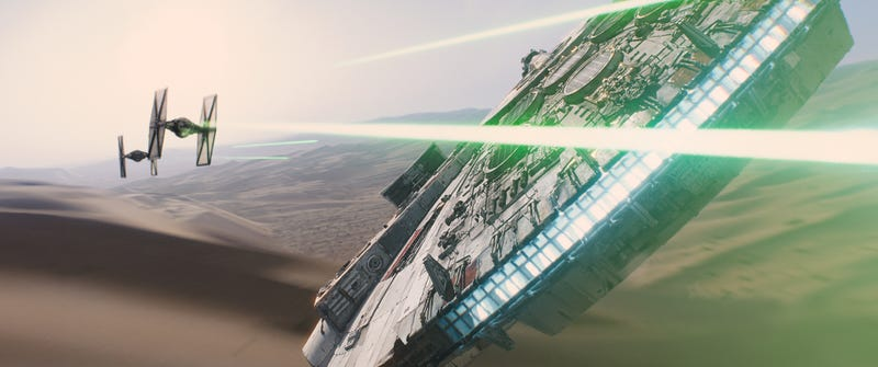 Las naves más rápidas de la ciencia-ficción, en una genial infografía
