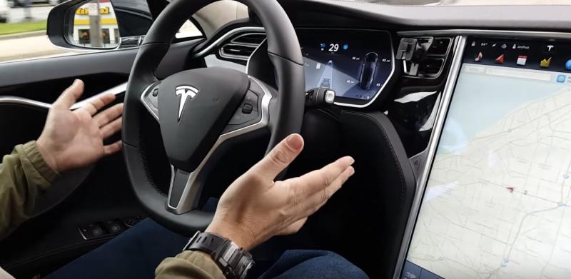 Illustration for article titled Limits Of Tesla's Autopilot And Driver Error Cited In Fatal Model S Crash
