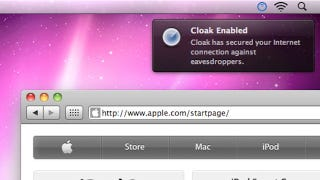 Illustration for article titled Cloak VPN Offers One-Click Security for Your Mac, iPhone, or iPad