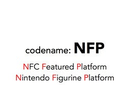 Illustration for article titled Challenger Aproaching: Nintendo NFC Figurines