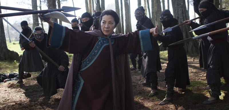 Illustration for article titled The Crouching Tiger, Hidden Dragon Sequel Is Debuting on Netflix