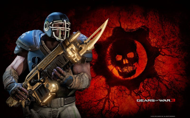 Illustration for article titled TAY Game Night: Gears of War 3 (360) + CS:GO (PC)
