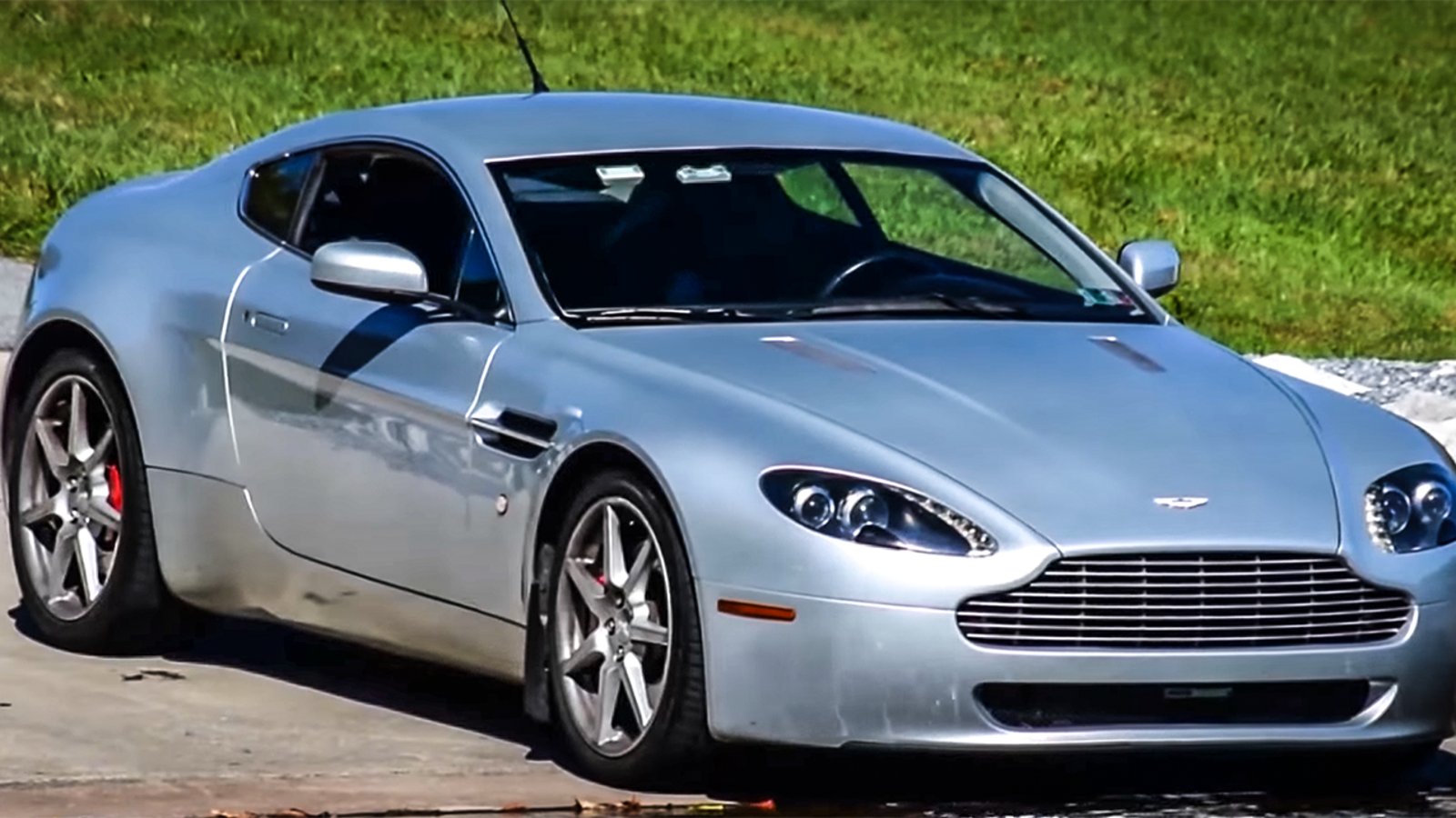 The Aston Martin V8 Vantage Is The Best Used Exotic Car Value In