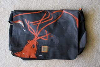 Illustration for article titled Lightning Review: Gama-Go's High Design Laptop Messenger Bags