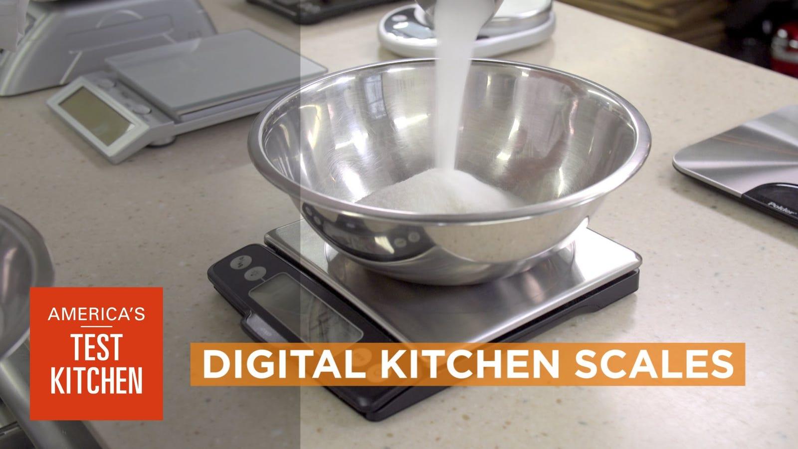 Best Kitchen Scale America S Test Kitchen
