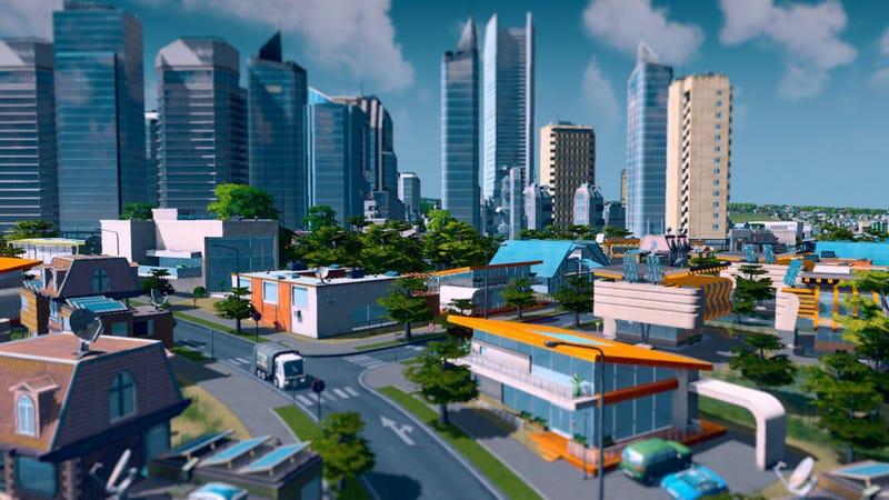 Cities: Skylines, $8