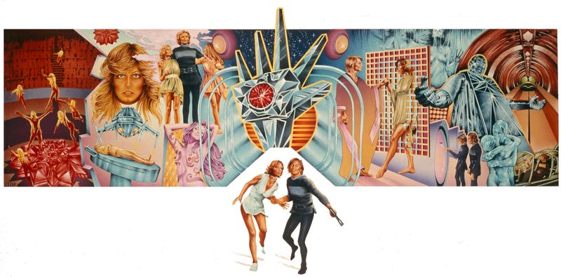 Illustration for article titled Turning Logan's Run Into The Next Hunger Games Is a Really Silly Idea