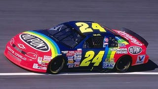 Rainbow Warrior Jeff Gordon