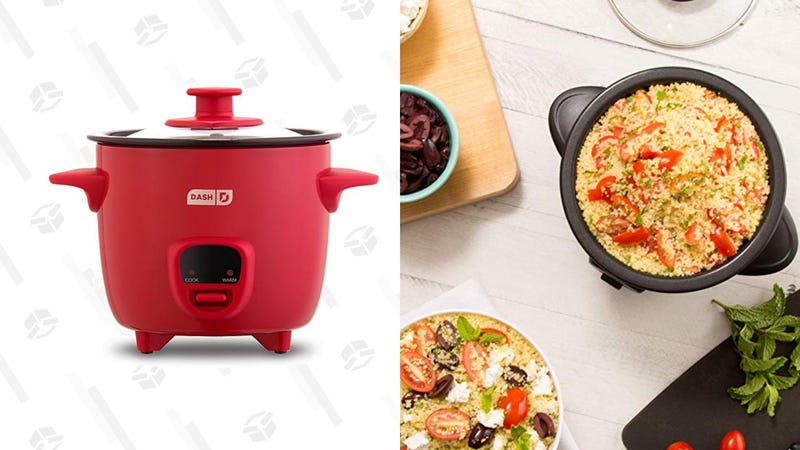 Dash Mini Rice Cooker | $20 | Amazon