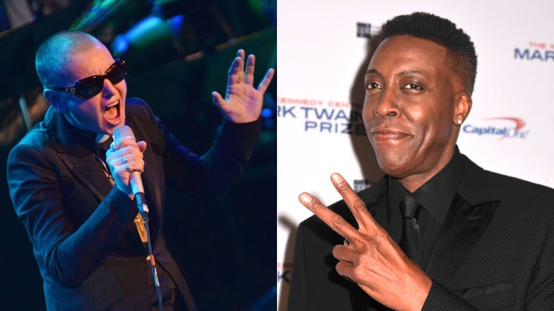 Illustration for article titled Nothing Compares 2 Su-ing Sinead O'Connor, Says Arsenio Hall