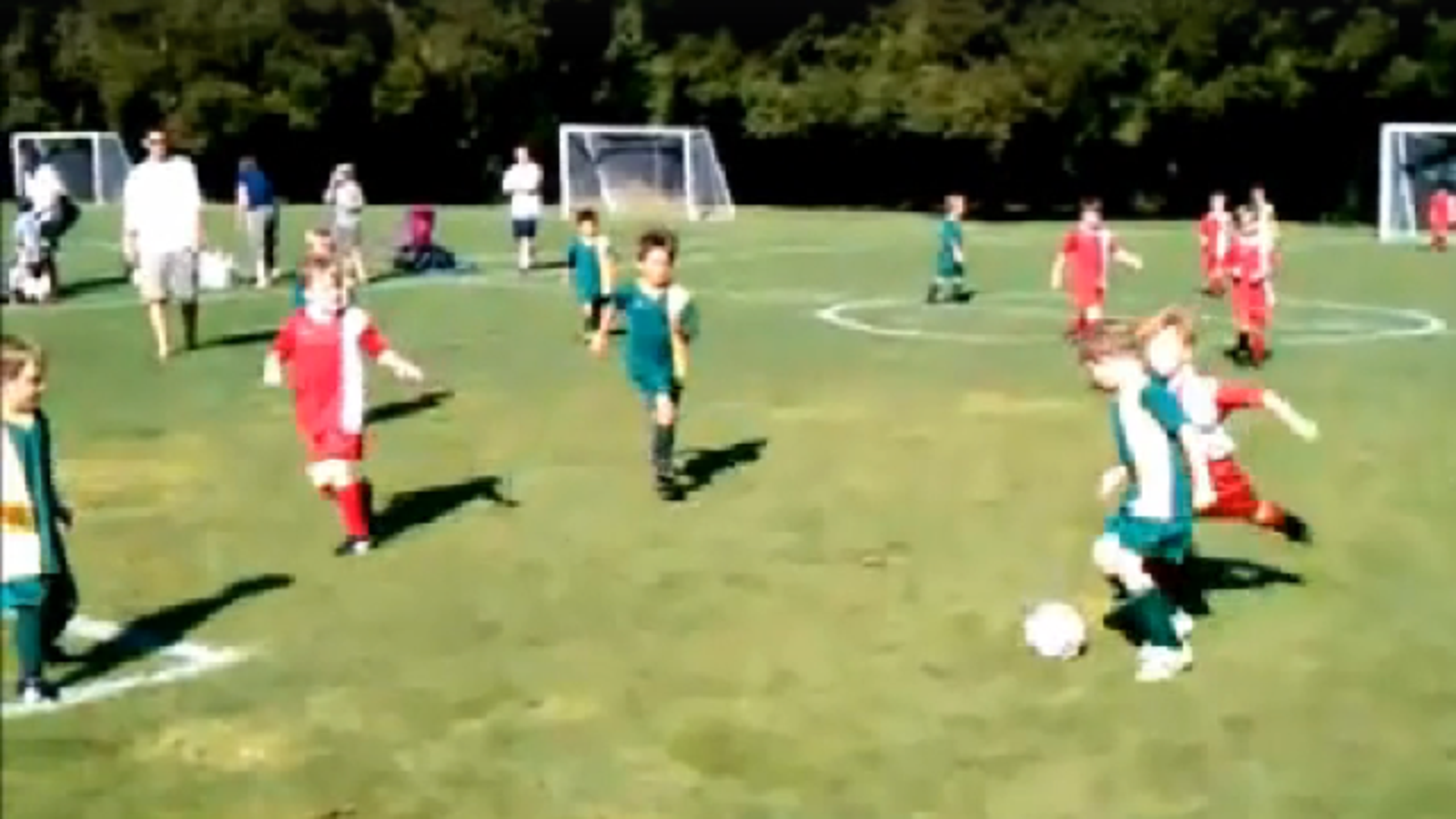 Watch A Kid Get Punched In The Face During A Soccer Game In Ohio