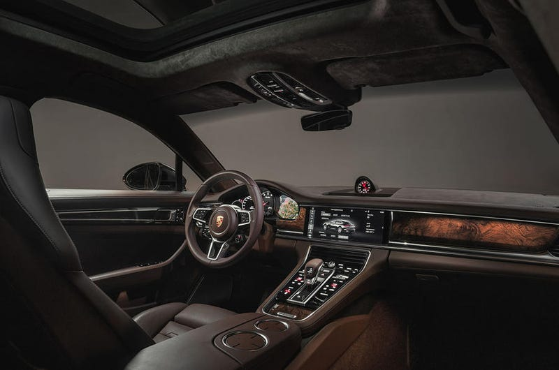 The 2018 Porsche Panamera Sport Turismo Is Gorgeous Wagon Weve Been Waiting For