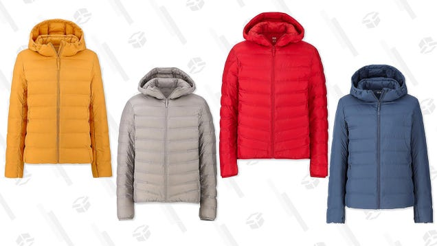 5a3b75054a94c Uniqlo is known for both it's Ultra Light Down and Seamless Down, but both  lines join forces in the retailer's Ultra Light Down Seamless Parka for men  and ...