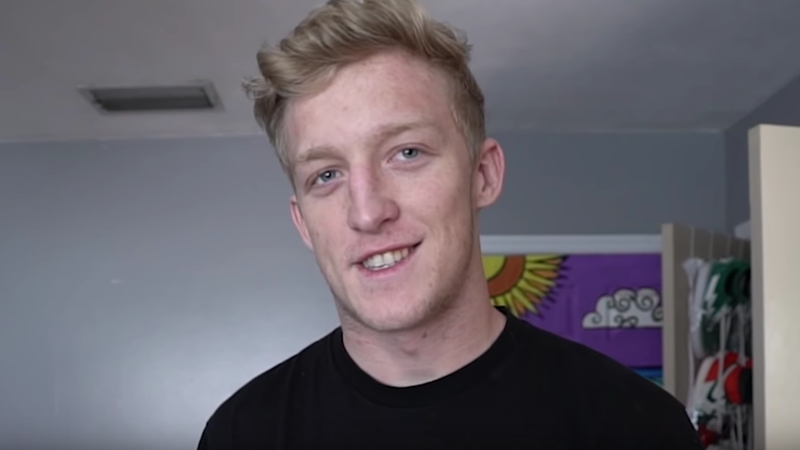 Illustration for article titled Popular Streamer Tfue's Use Of A Racial Slur Could Be His Last Strike On Twitch