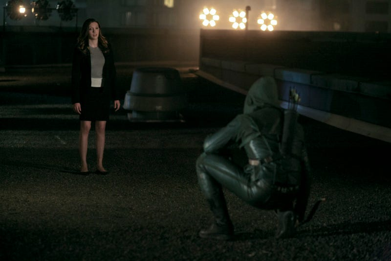Illustration for article titled Arrow Ep. 1.04 Promo Pictures