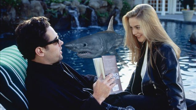 Alicia Silverstone Is Gonna Fight a Shark, Y all