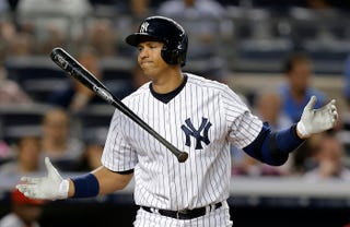 Illustration for article titled Alex Rodriguez Peed On My Floor, Says Wife Of A-Rod's Cousin