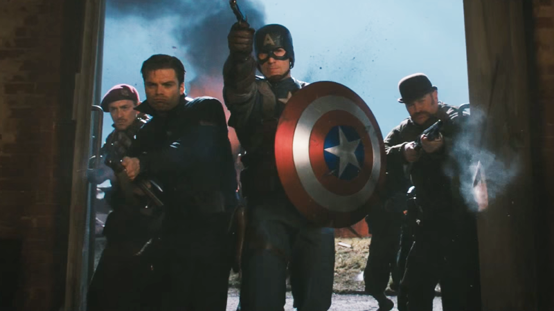Image result for the first avenger movie
