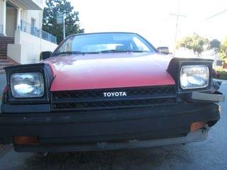 Illustration for article titled 1984 Toyota Corolla SR5