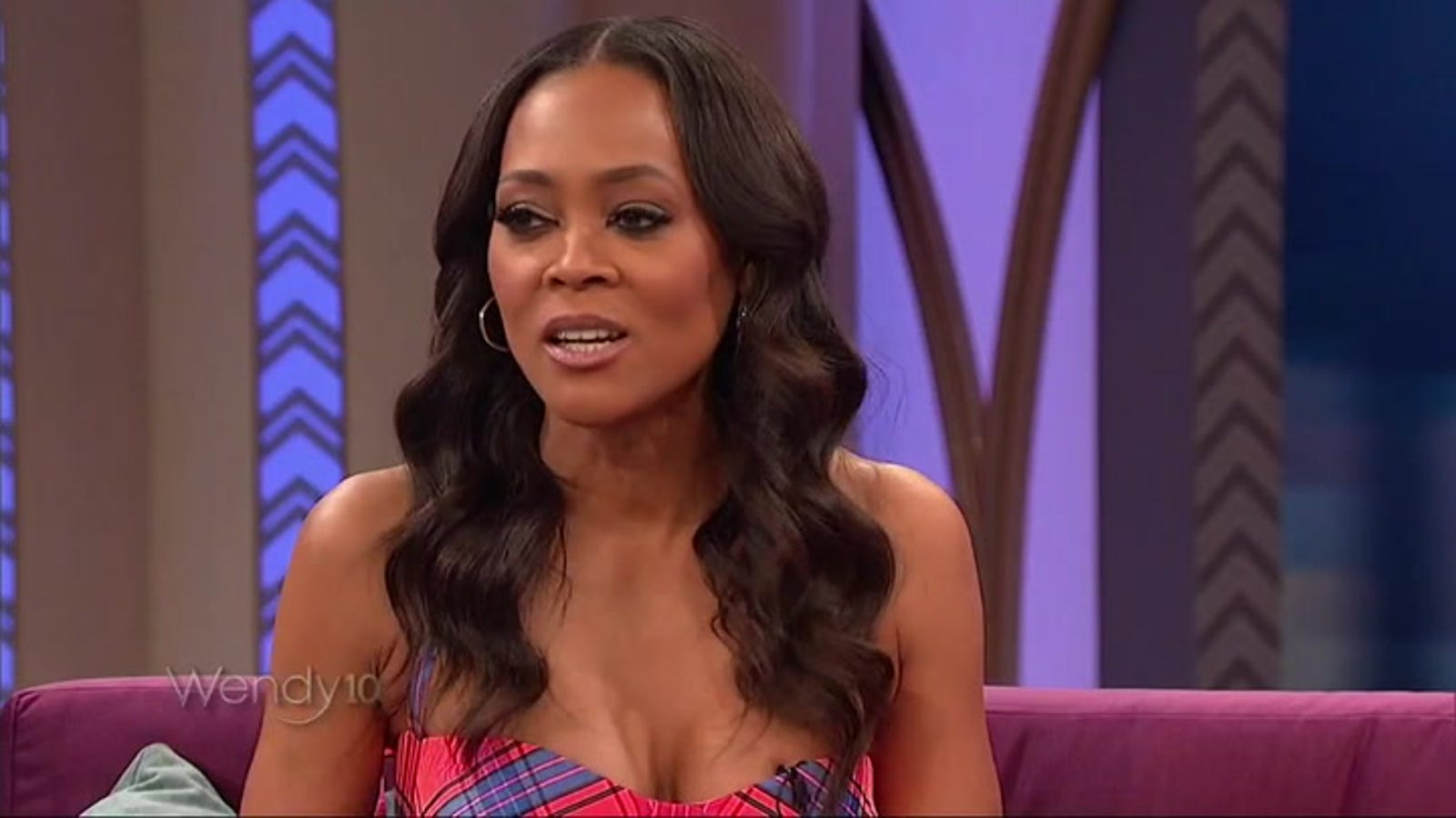 Watch Robin Givens video