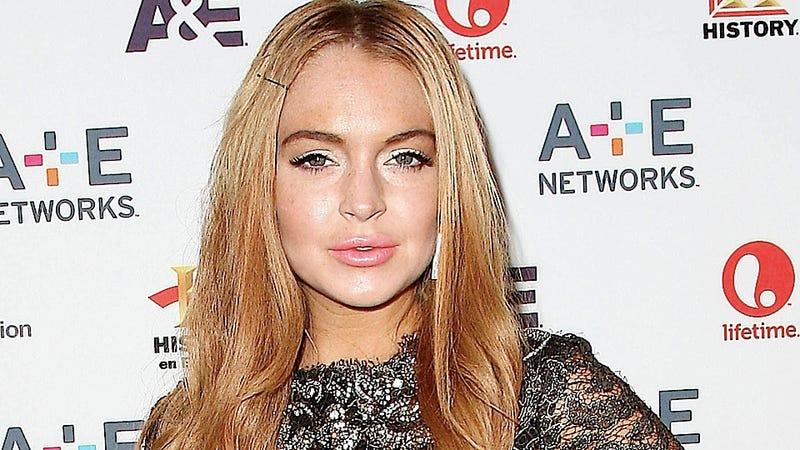 Illustration for article titled Lindsay Lohan Allegedly Assaulted Inside Her Manhattan Hotel Room [Update]