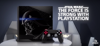 Illustration for article titled Darth Vader Gets His Very Own Star Wars PS4