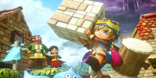 Illustration for article titled [Pre-review] Dragon Quest Builders