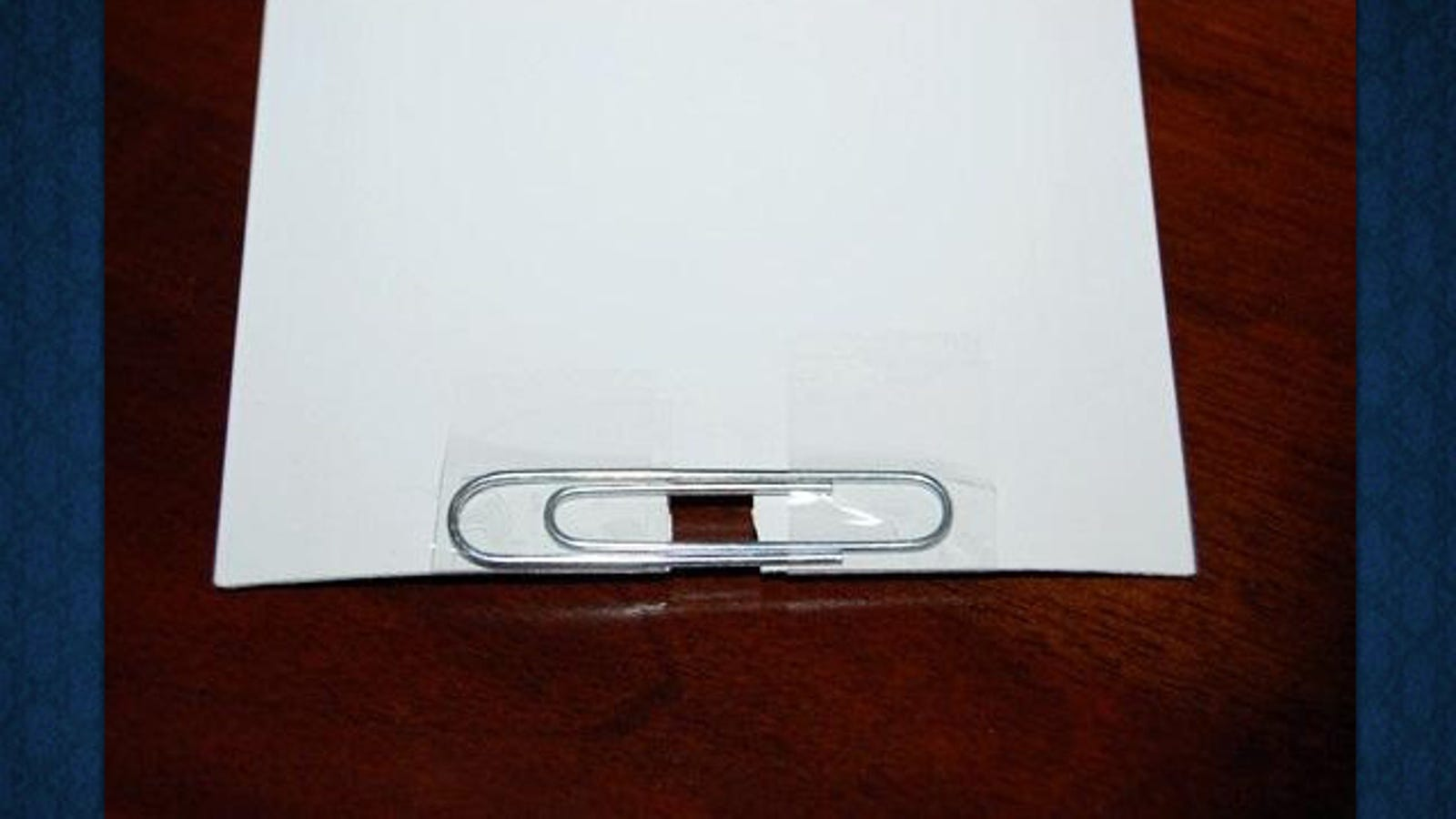 Save Your Broken Vertical Blinds With A Paper Clip