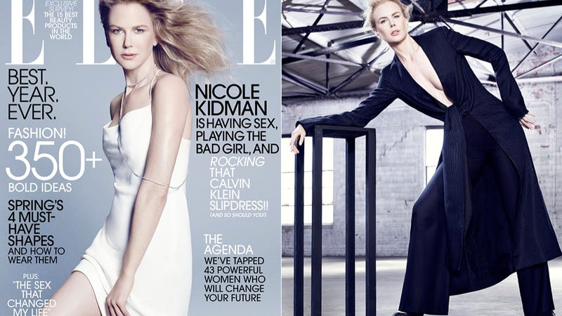 Illustration for article titled Nicole Kidman Married Keith Urban After One Month of Dating