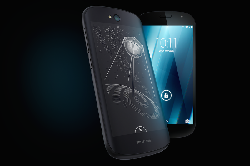 Illustration for article titled YotaPhone 2, the Dual Screen E-Ink Wonder, Is Blowing Up On IndieGoGo
