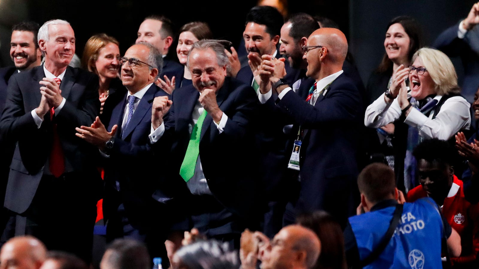 The U.S., Canada, And Mexico Will Host The 2026 World Cup