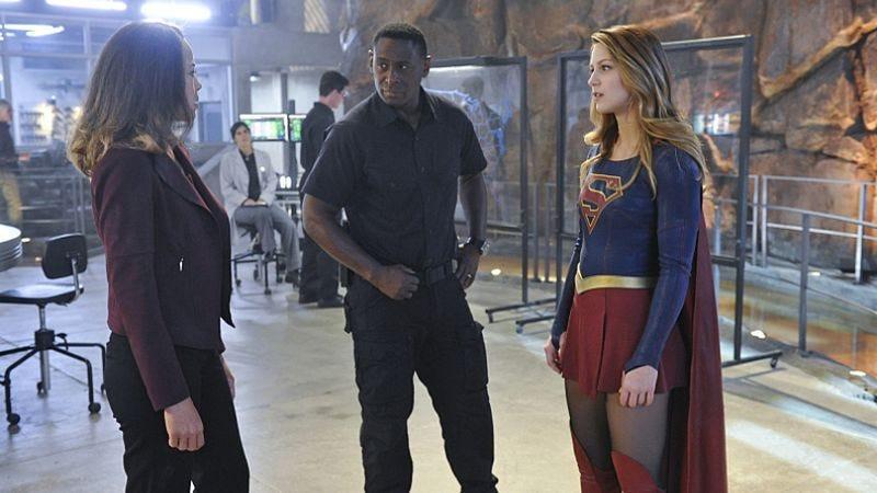 Photo: Supergirl (CBS)