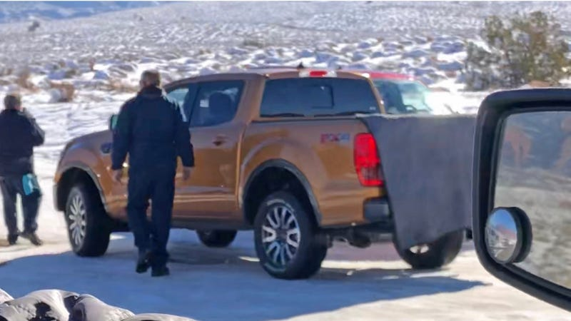 VWVortex.com - Ford officially announces new Ranger coming ...