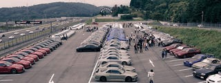 Illustration for article titled Is This Heaven? No, It's Fuji Speedway