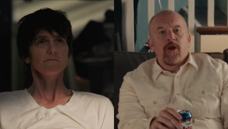 Illustration for article titled Tig Notaro Seems to Agree That Louis CK's SNL Clown Sketch Might Have Ripped Her Off