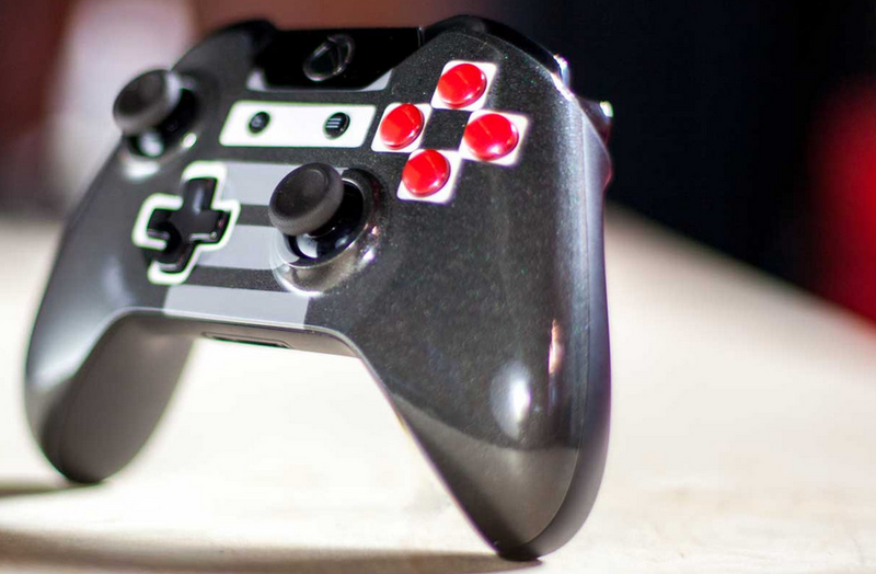 Things Get Retro With An NES-Style Xbox One Controller