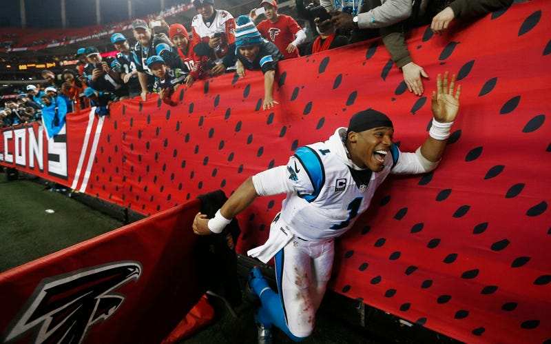 Illustration for article titled Cam Newton's Contract Is A Big Deal