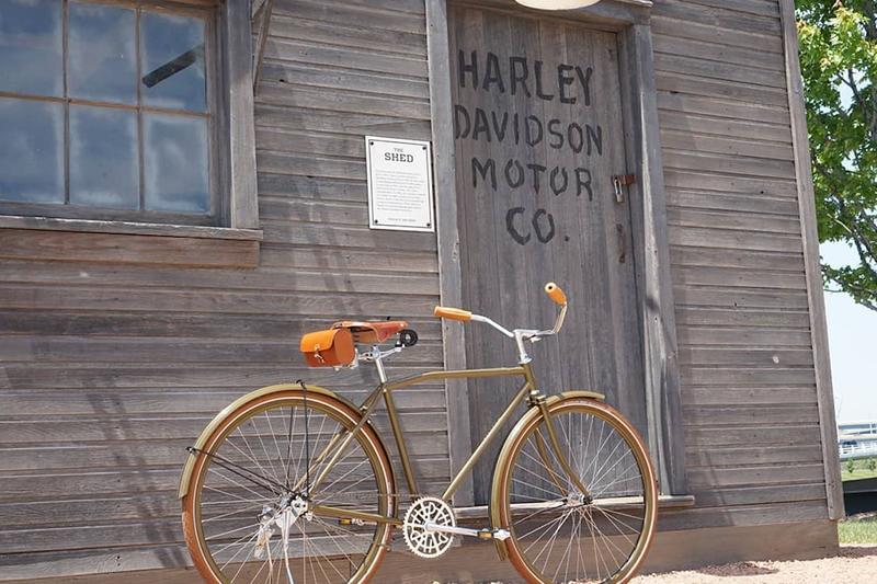 Illustration for article titled La última creación de Harley Davidson es una bicicleta vintage sin marchas que cuesta 4.200 dólares