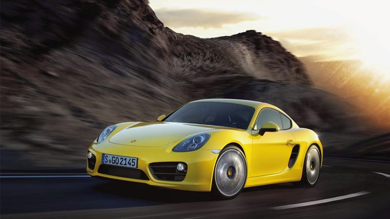 Illustration for article titled You Have A Porsche Cayman S For 36 Hours: What Do You Do?