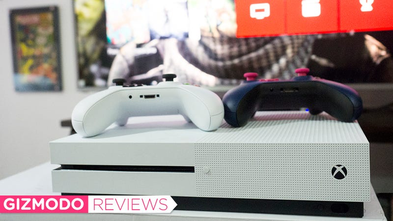 xbox one s review what the xbox one should have been. Black Bedroom Furniture Sets. Home Design Ideas