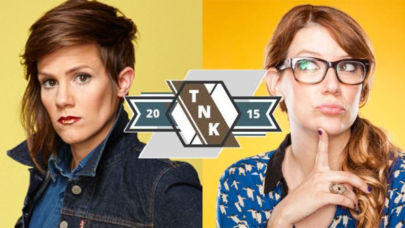 Illustration for article titled Chicago, win tickets to see Cameron Esposito and Sara Schaefer this weekend
