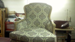 Illustration for article titled Reupholster Used Furniture Yourself for Great-Looking Pieces on a Budget