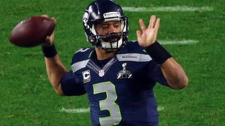 Russell Wilson Finally Got Himself Paid