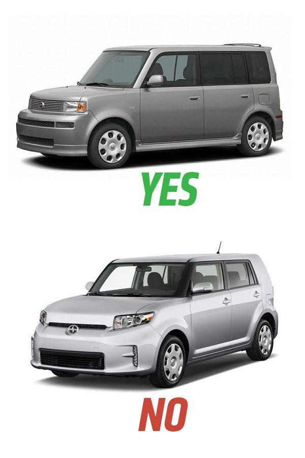 Goodbye Scion xB, You Were Once Great