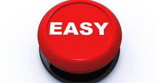 To pick the Red Button or the Blue Button...