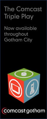 Illustration for article titled Gotham City Has a Bigger Problem Than Joker or Two Face - It Has Comcast